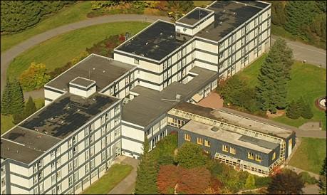 Notunterkunft in Bad Berleburg (Archivbild)