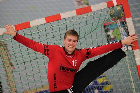 Keeper Hilmar Gudmundsson glänzte mit seinen Paraden.