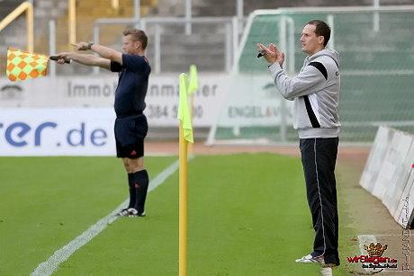 Matthias Hagner wird auch in Hennef als Cheftrainer der Sportfreunde Siegen an der Seitenlinie stehen. Fotos: Michael Handke
