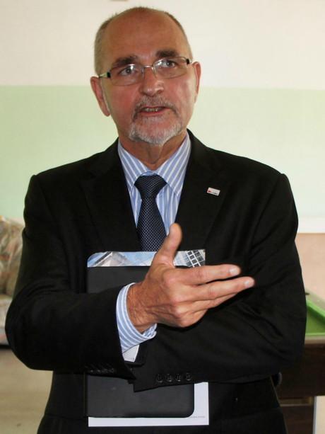 Regierungspräsident Dr. Gerd Bollermann (Archivbild: Hercher)