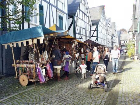 Freudenberg Mittelaltermarkt