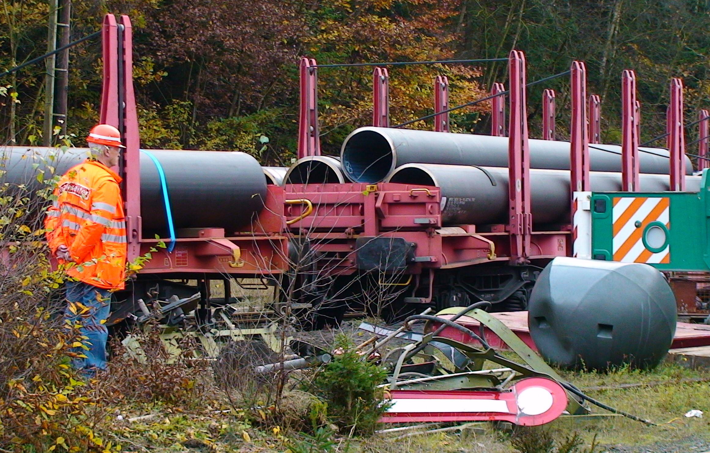2014-10-30 Güterzug Entgleist Dahlbruch001