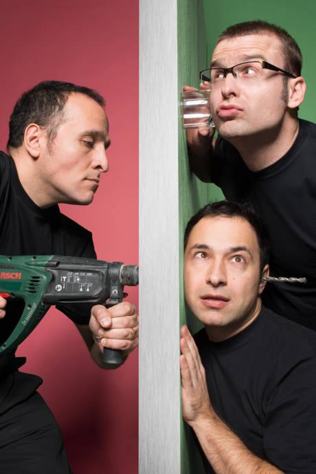 """Das schräge Comedy-Trio """"Eure Mütter"""" ist erstmals in der Siegerlandhalle zu Gast. Foto: Veranstalter"""