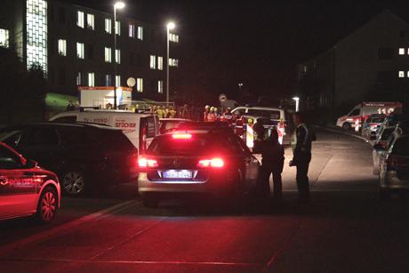 PolizeiGroßeinsatzFlüchtlingsunterkunftKaserneBurbachNR3