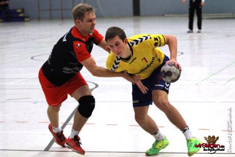 Mit acht Toren war RSVE-Youngster Tim Kolb der beste Torschütze für die Heimelf, die den Dortmunder knapp unterlag.