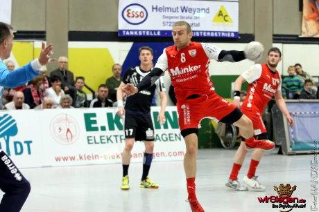 TuS Ferndorf - Löwen Duisburg (2)