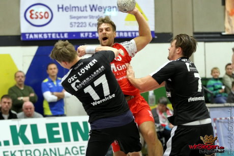 TuS Ferndorf - Löwen Duisburg (6)