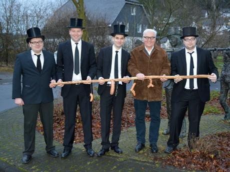 2014-12-26_Netphen-Salchendorf_Wurstekommission_Frank-Walter Steinmeier_Foto_Wurstekommission_01