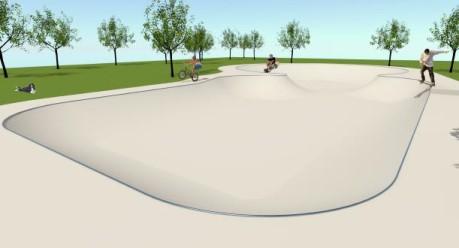 So soll die Skateranlage in Wilnsdorf einmal aussehen. Foto: Förderverein