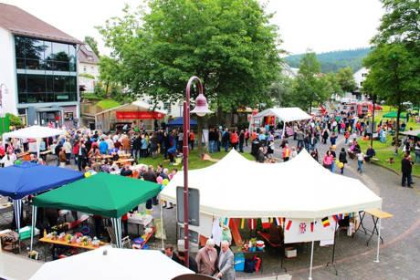 Großen Anklang bei der Bevölkerung fand der letztjährige Familientag in Hilchenbach. (Foto: Stadt)