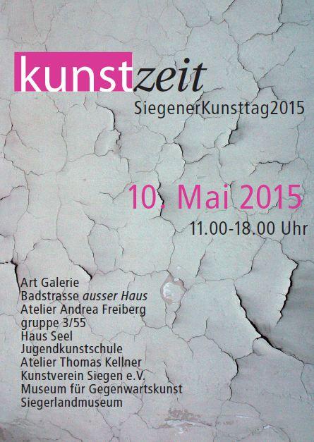 2015-03-03_Siegen_Kunstzeit_Plakat_Plakat_Stadt_Siegen