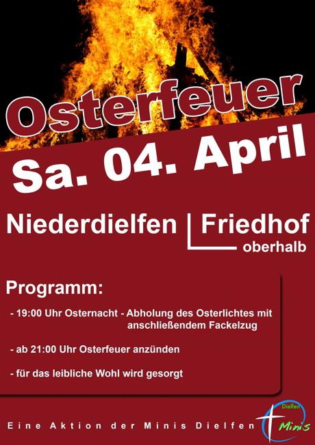 2015-03-26_Niederdielfen_Osterfeuer_Plakat_Messdiener