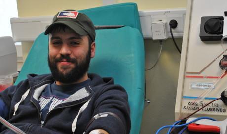Bundeswehrsoldat aus Siegen möchte Leukämiepatient retten