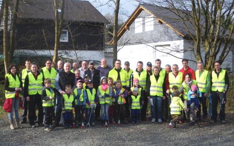 2015-04-12_Wilden_Umweltaktion Wildenener_Vereine_Foto_privat