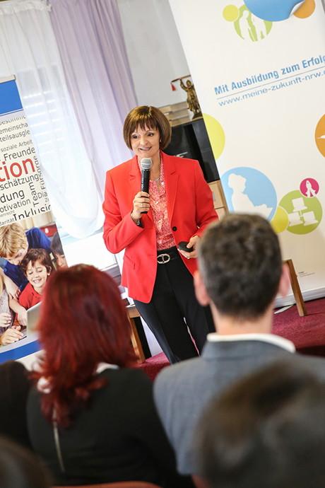 Dr. Bettina Wolf, Leiterin der Agentur für Arbeit Siegen (Foto: Anne Kathrin Jegen)