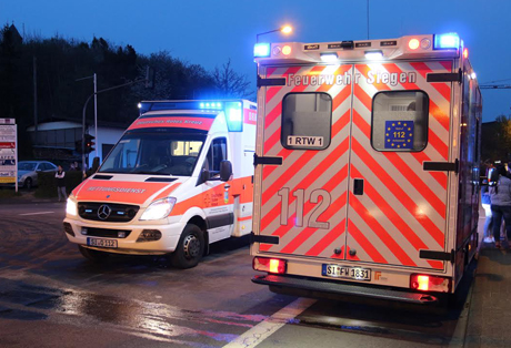 Dreis-Tiefenbach-Unfall