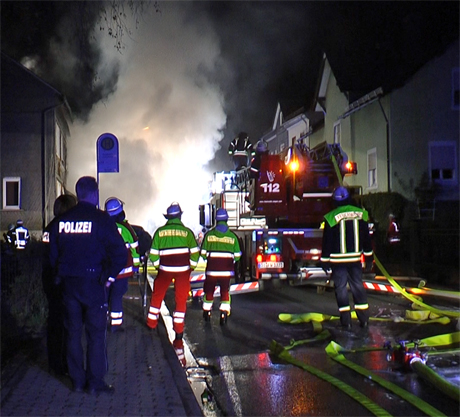 Explosion-Trupbach