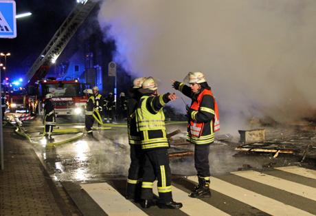 Feuerwehr-Trupbach