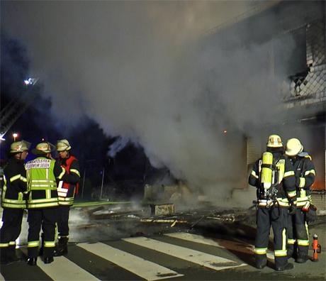 Trupbach-Explosion