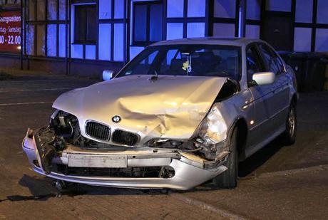 Unfallauto-Netphen