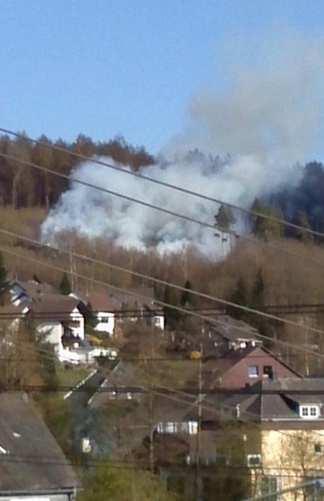 Waldbrand-Wilnsdorf