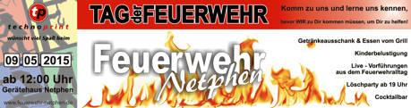2015-05-06_Netphen_Tag_der_Feuerwehr_Plakat_Feuerwehr