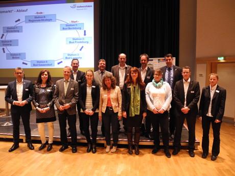 Bündelung erster Ergebnisse bei der Regionalen Zukunftskonferenz in Bad Sassendorf. (Foto: Südwestfalenagentur)
