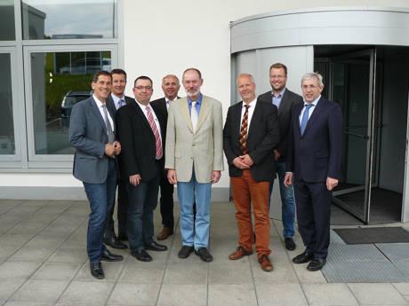 Südwestfälische CDU-Landtagsabgeordnete unterstützen Bürgermeisterkandidat Glomski.