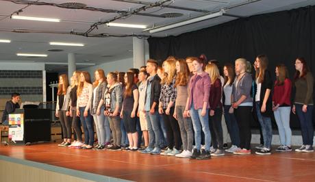 Clara-Schumann-Gesamtschule-Chor