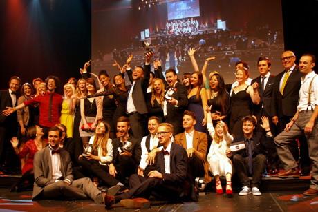"""Der """"Goldener Monaco"""" - Ein Abend der Superlative. (Foto: Uni)"""