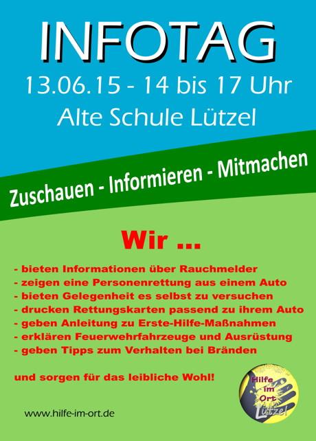 2015-06-10_Hilchenbach-Lützel_Plakat Infotag_Plakat Veranstalter