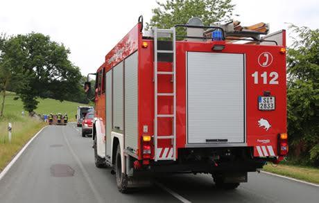 Autounfall-Unglinghausen (1)