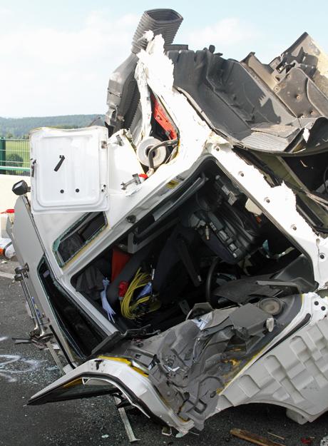 LKW-Unfall-A45-SauerlandlinieDrolshagen