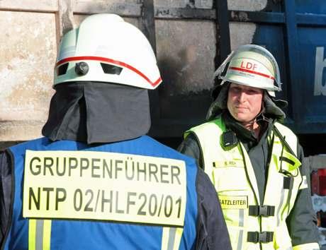 Gruppenführer-Einsatzleiter-Feuerwehr