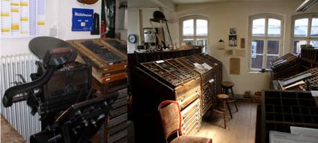 Historische Druckerei Schmidt in Bad Laasphe lädt zur Entdeckungsreise. (Foto: privat)