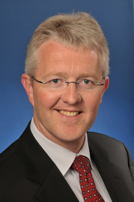 Andreas Lange ist Vorsitzender der Luftsportgruppe Breitscheid-Haiger.