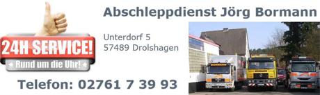 Abschleppdienst-Bormann