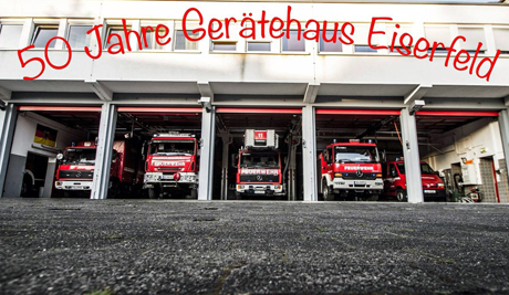 Feuerwehrfest-Eiserfeld