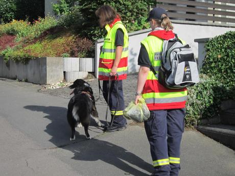 Rettungshunde-Feuerwehr