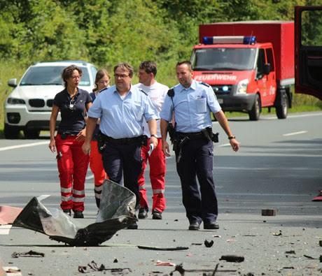 Unfall-Dreis-Tiefenbach