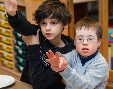 2015-09-03_Kreuztal_Gemeinsames Lernen von Kindern mit und ohne Behinderung in Regelschulen_Foto_INVEMA_02