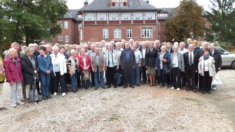 Zwei Orte, ein Jubiläum – Netphen und Zagan feierten ihre Partnerschaft. (Foto: Stadt Netphen)