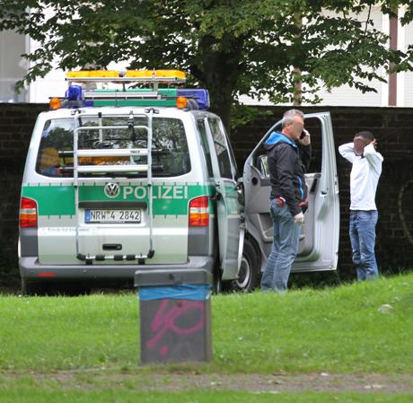 Festnahme-Polizei-Siegen