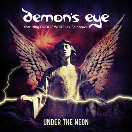 demon's_eye_under_the_neon_cover_artwork_Foto_Band