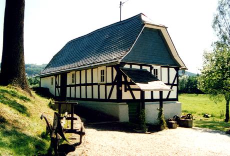 """Auch die Wassermühle und der Förderturm in Niederdielfen können am """"Tag des offenen Denkmals"""" besichtigt werden. Foto: Gemeinde"""