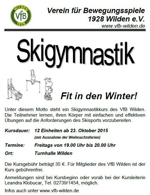 2015-10-02_Wilnsdorf-Wilden_Skigymnastik_Plakat_Verein