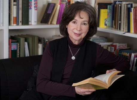 Ulla Hahn liest am 20. Oktober im Apollo-Theater. (Foto: Julia Braun)