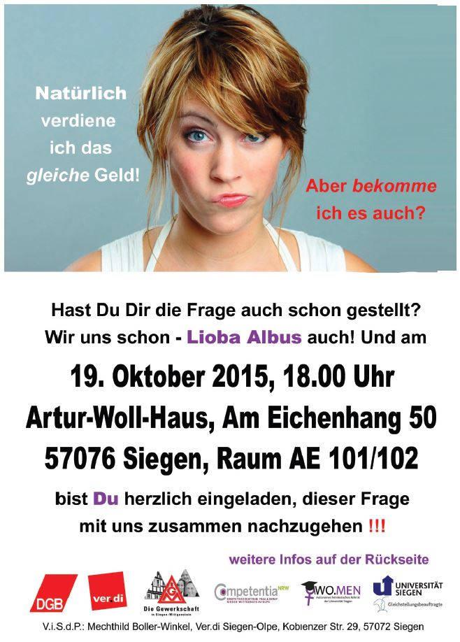 2015-10-13_Siegen_Equal-Pay-Day 2015_Plakat