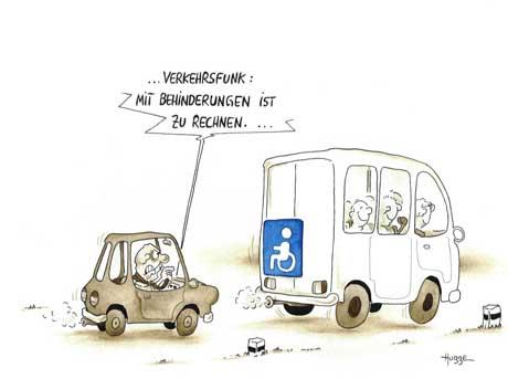 Philipp Hubbe Mit Behinderungen..