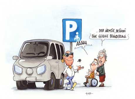 Philipp Hubbe Parkplatz